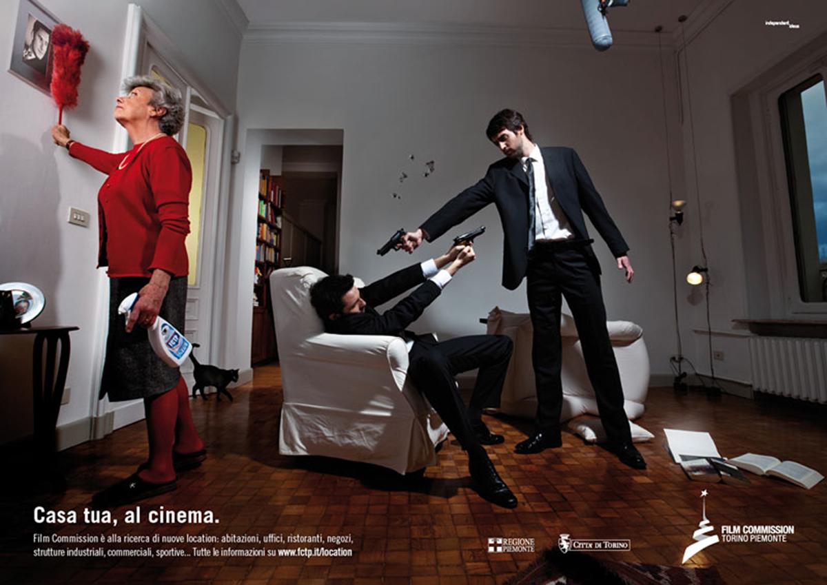 FILM COMMISSION TORINO PIEMONTE – BRANDING