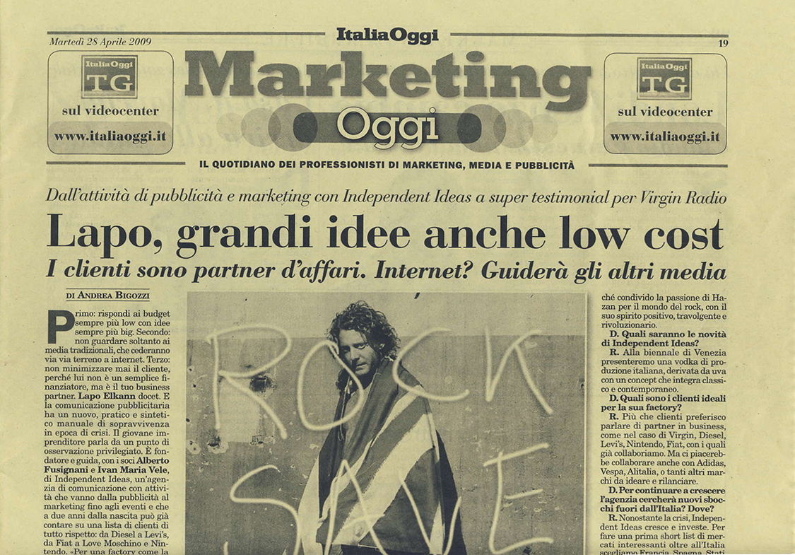 Italia Oggi 28.04