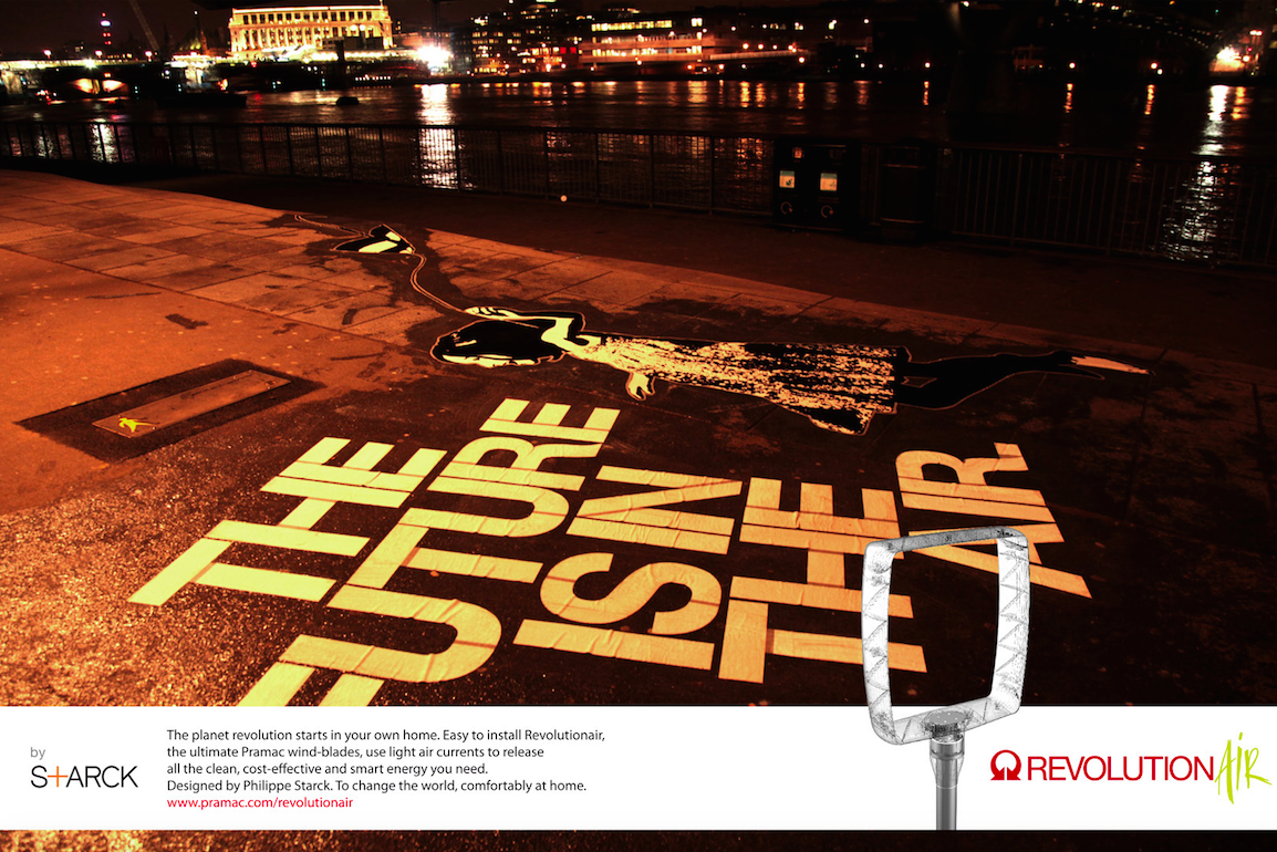 pramac London print